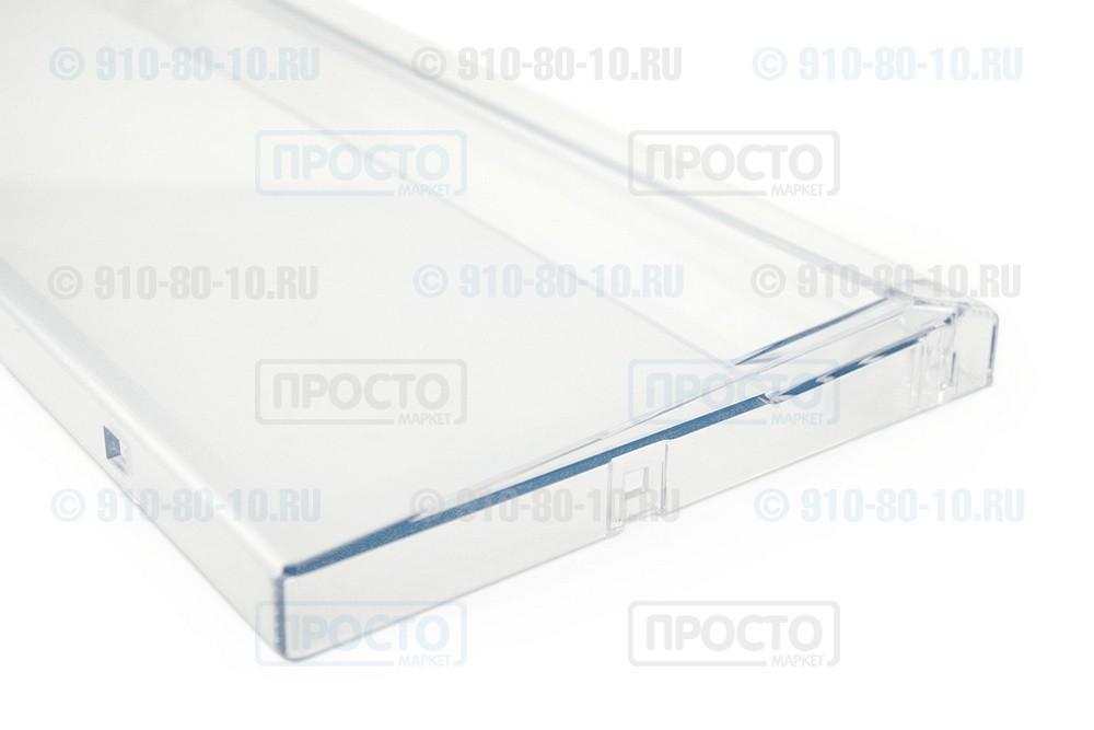 Щиток ящика морозильной камеры прозрачный Аристон, Индезит (C00525345)