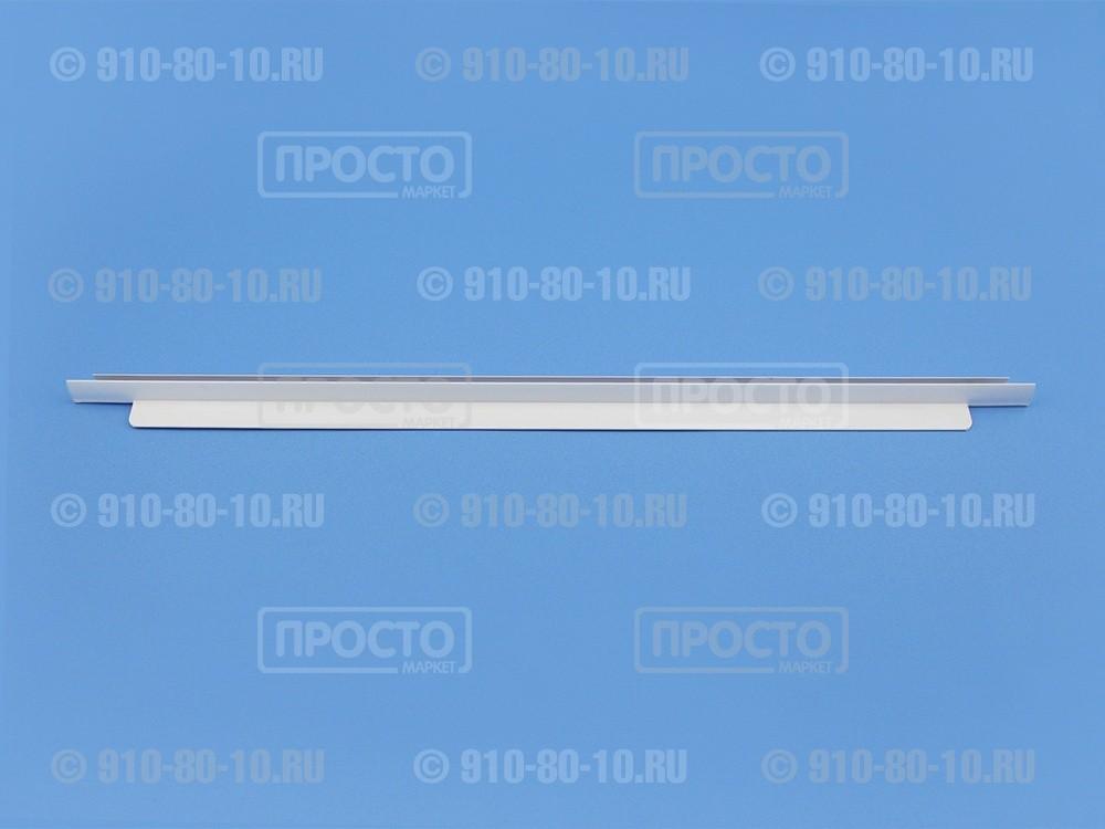 Обрамление стеклянной полки заднее Ariston, Indesit (C00077379)