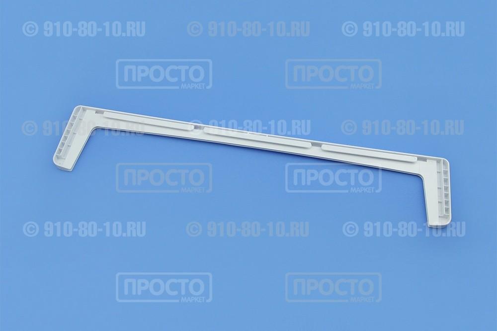 Обрамление стеклянной полки переднее Ariston, Indesit (C00111554)