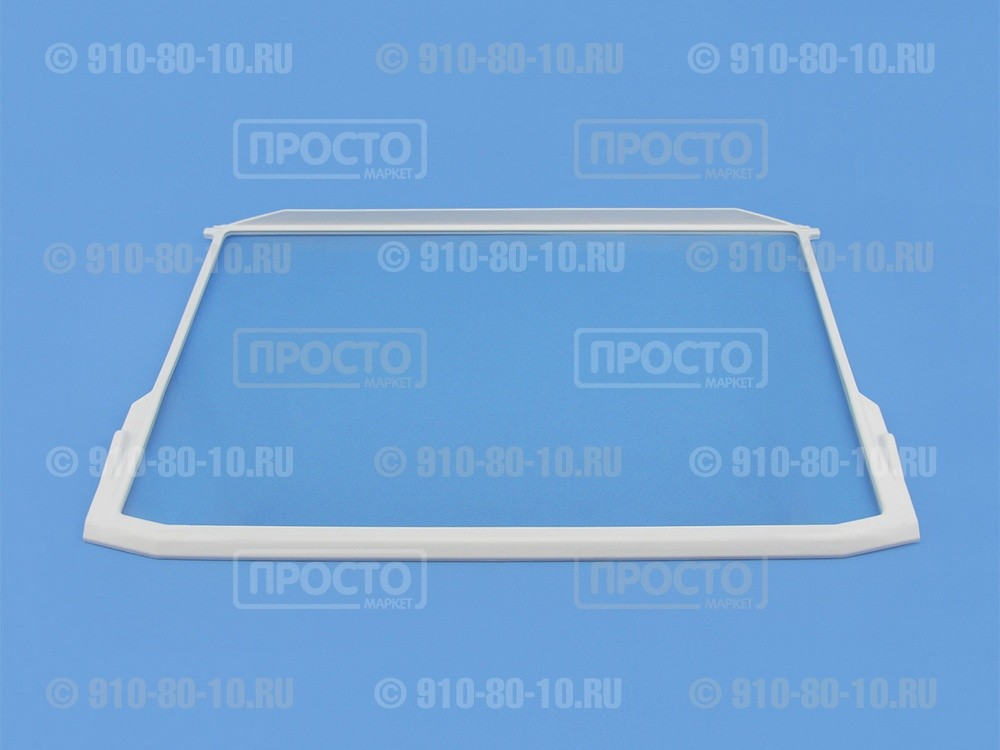 Полка стеклянная холодильной камеры Атлант серии Geometry (769748500600)