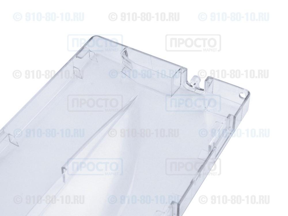 Щиток  ящика морозильной камеры прозрачный Indesit, Ariston, Hotpoint (C00283722)