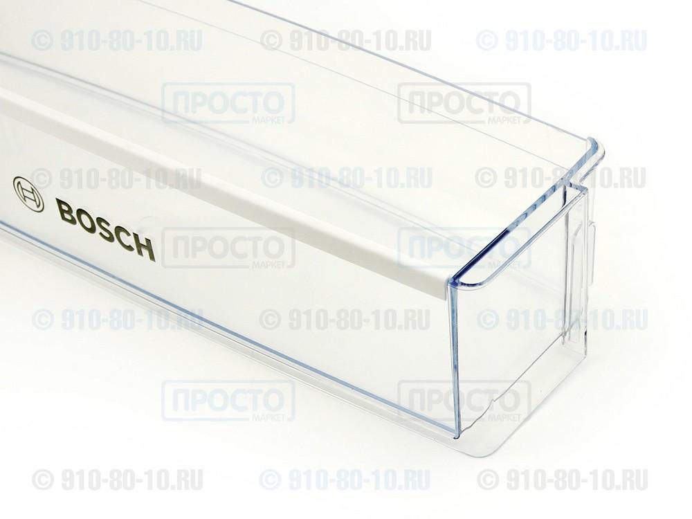 Балкон нижний прозрачный к холодильнику Bosch (17000034)
