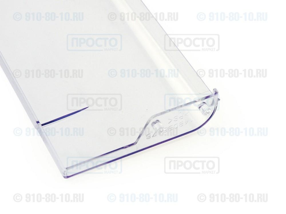 Крышка секции зоны свежести холодильника Indesit, Ariston (C00285993)