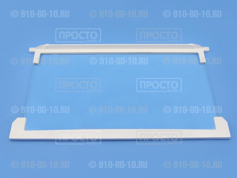 Полка стеклянная в сборе для холодильника Beko (4564180200)