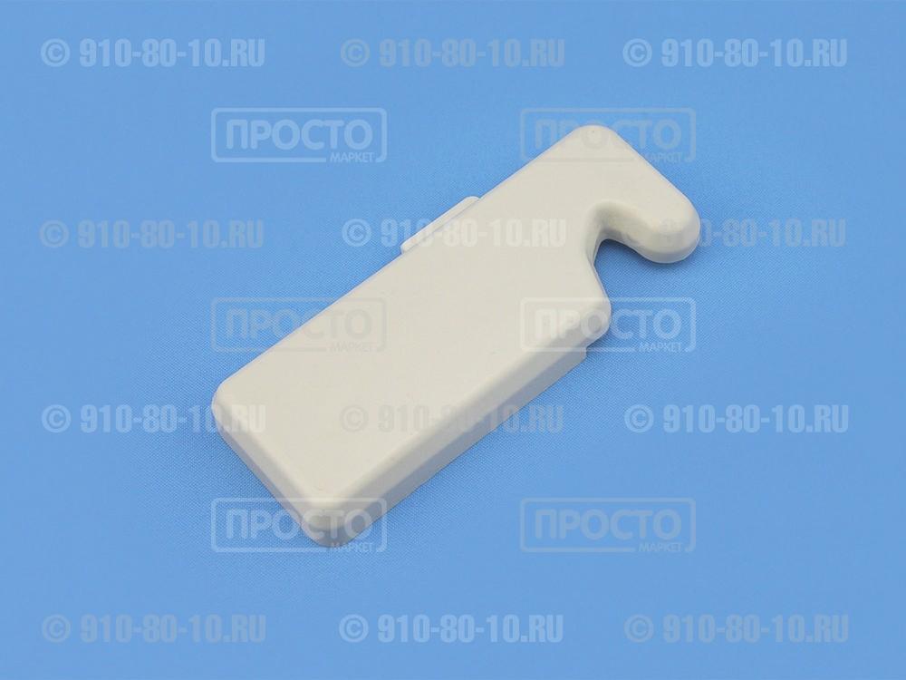 Накладка левой верхней петли холодильника LG (MCK61760812)