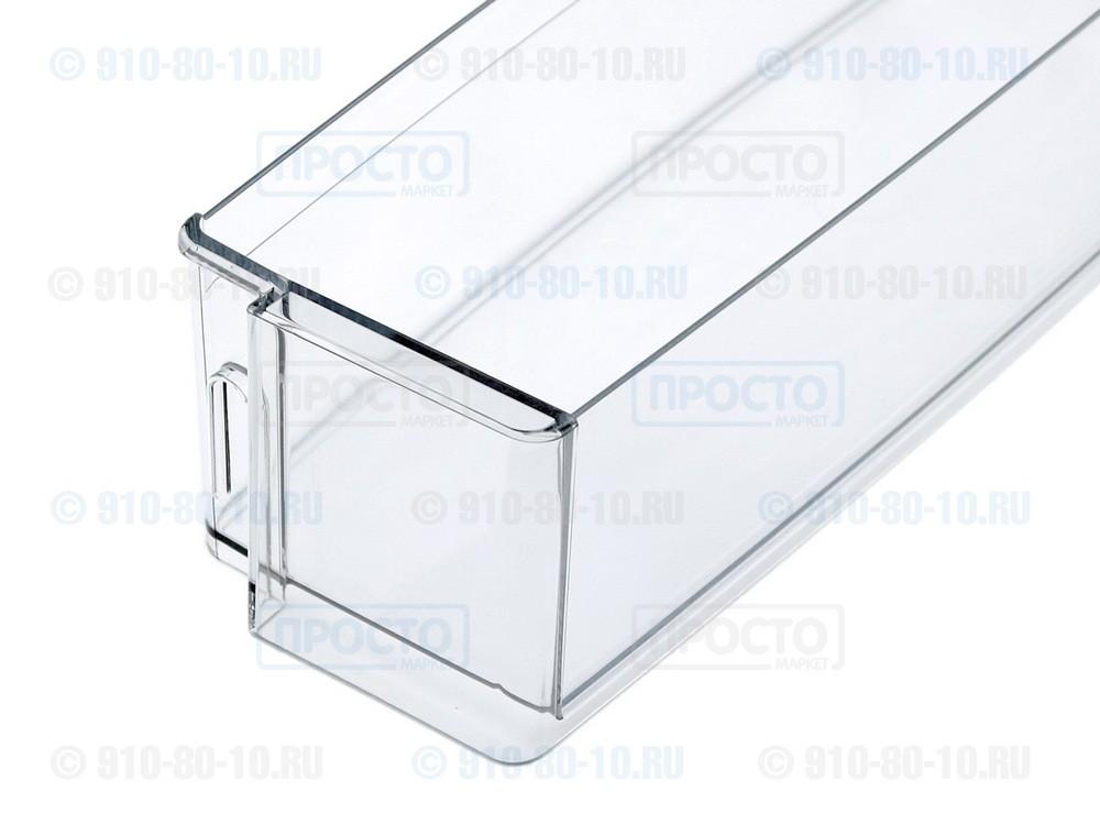 Балкон нижний прозрачный к холодильнику Bosch, Siemens (705191)