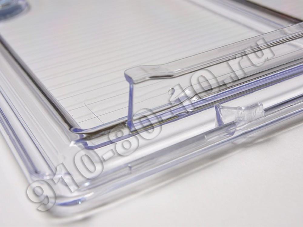 Полка пластиковая над фруктовым ящиком для холодильников Samsung (DA67-00490B)