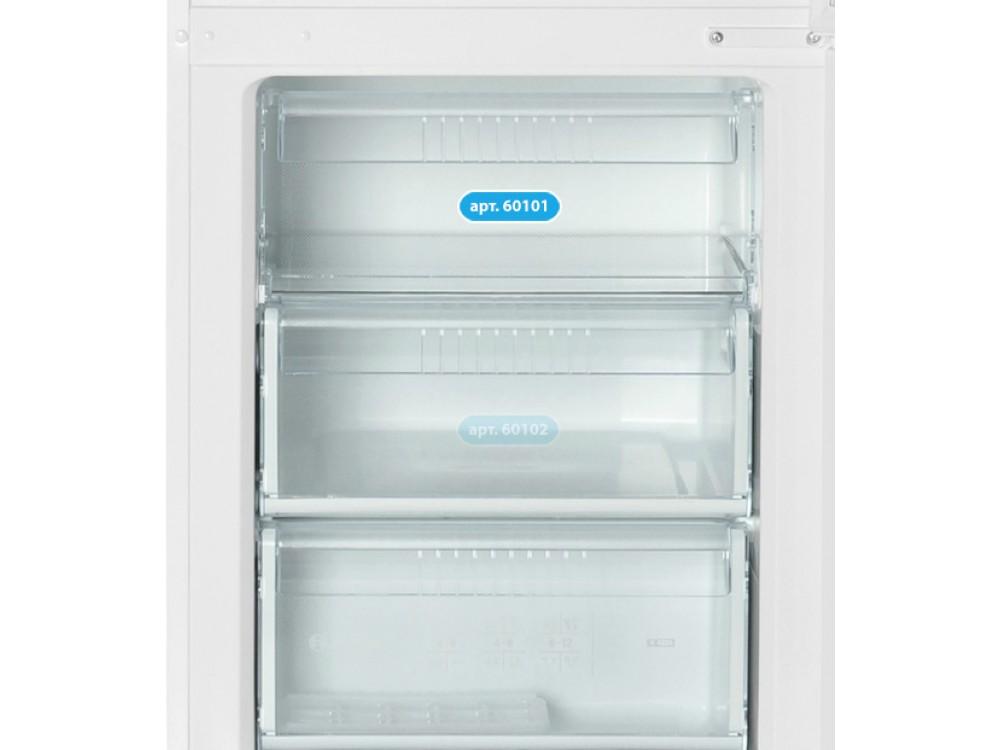 Щиток морозильной камеры верхний откидной Bosch, Siemens (662584)