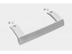 Ручка двери белая для холодильниковHaier (0530023699)