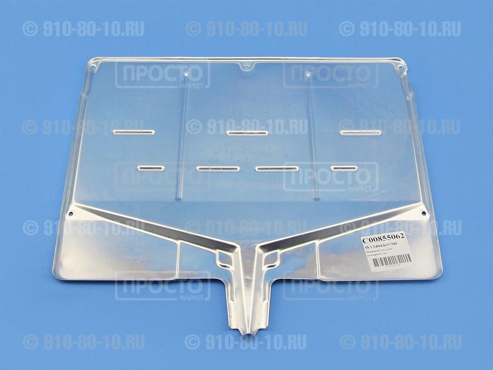 Поддон каплепадения алюминиевый Indesit, Stinol (C00855062, 855062)