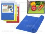 Антибактериальный коврик (синий) для холодильника