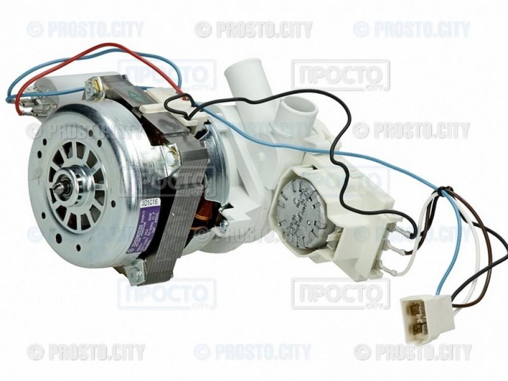 Насос рециркуляционный посудомоечной машины Indesit, Ariston, Whirlpool (C00115896)