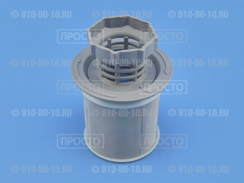 Фильтр посудомоечной машины Bosch, Gaggenau, Siemens, Neff, Kuppersbusch, Ikea, Whirlpool (10002494) Bauknecht