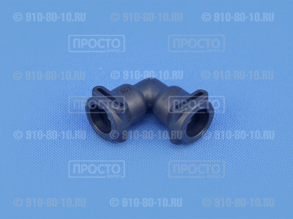 Соединитель трубок 90° (переходник угловой) кофемашины Bosch, Siemens (426662)