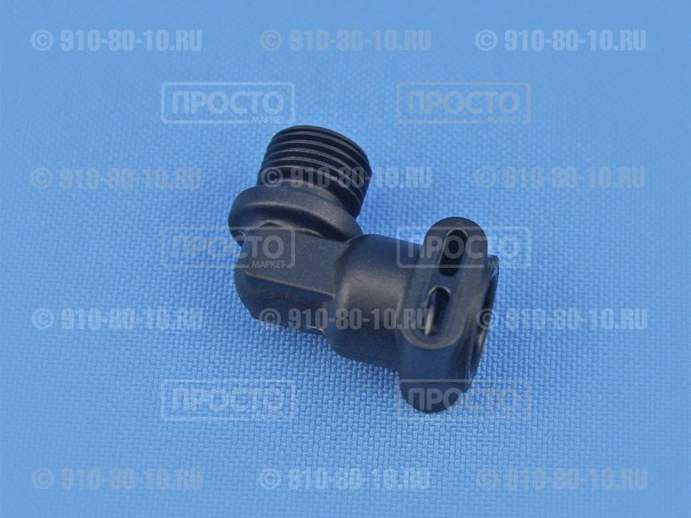 Соединитель трубок 90° (переходник угловой на помпу) кофемашины Bosch, Siemens (426679)